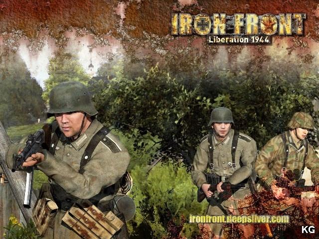 Iron Front Liberation 1944 Моды