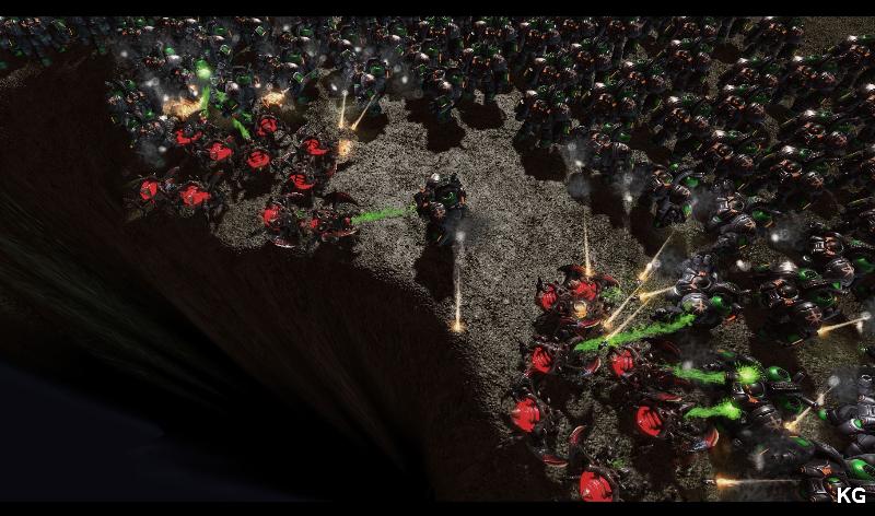 Неужели мы полностью прошли карту 300 спартанцев в warcraft 3?
