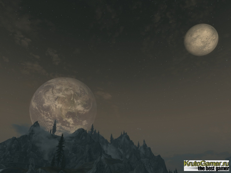 skyrim_earth_mod_v1.0, мод к игре The Elder Scrolls 5: Skyrim