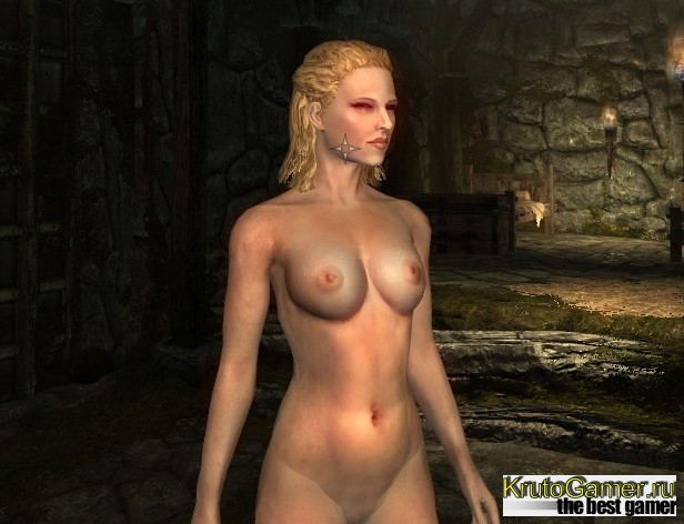 0. Мод очень качественно убирает нижнее бельё с женских персонажей в игре T