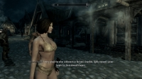 No Dirty Bodies, мод к игре The Elder Scrolls 5: Skyrim