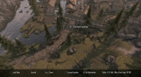 World map in full 3D (карта 3D), мод к игре The Elder Scrolls 5: Skyrim