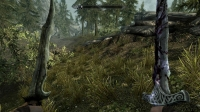 Blood on Weapons remains 10 times longer, мод к игре The Elder Scrolls 5: Skyrim