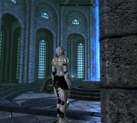 Elven Armor retextured, мод к игре The Elder Scrolls 5: Skyrim