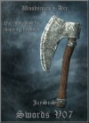 JaySuS Swords, мод к игре The Elder Scrolls 5: Skyrim