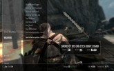 The Sword Of The One Eyed Crow, мод к игре The Elder Scrolls 5: Skyrim