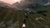 Horse Riding Followers, мод к игре The Elder Scrolls 5: Skyrim