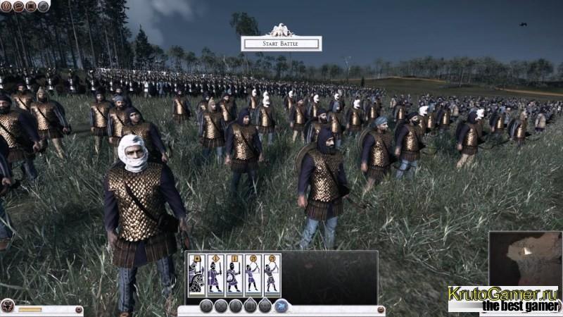 Rome 2 total war моды на юнитов