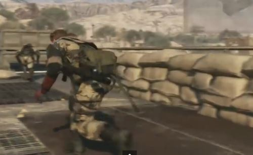 Metal Gear Solid V: The Phantom Pain - �� ��� ������ ����� ����