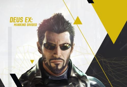 Deus Ex: Mankind Divided - анонс+трейлер