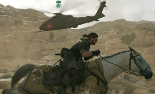 Metal Gear Solid V: The Phantom Pain - трейлер Е3