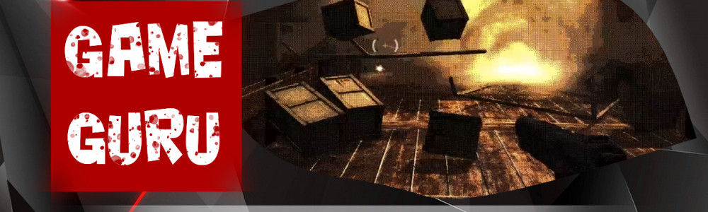 GameGuru - РЕТРО ГРАФИКА 64-БИТ - урок 34