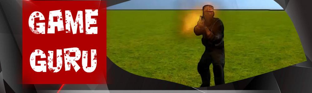 GameGuru - ИНТЕРВАЛЫ ВЫСТРЕЛОВ NPC (настройка) - урок 41