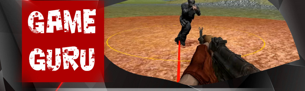 GameGuru - ИНТЕЛЛЕКТ AI (ВЗАИМОДЕЙСТВИЕ С ИГРОКОМ) - урок 43