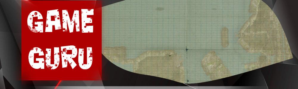 GameGuru - GPS КАРТА МИРА - урок 50