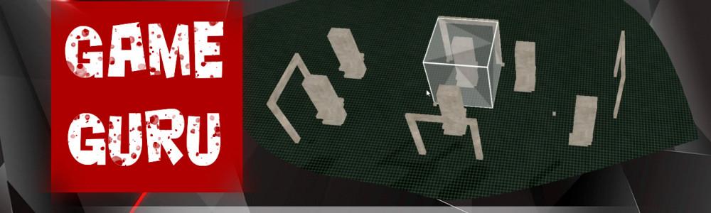 GameGuru - EBE модели, продвинутая настройка скрытых фич - урок 54