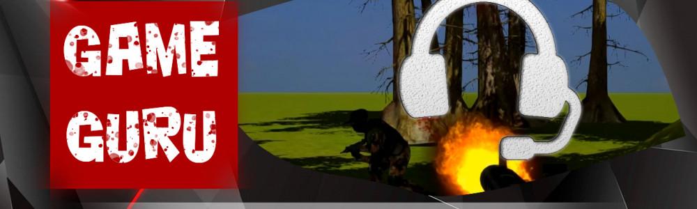 GameGuru - 3D звук в зависимости от местоположения - урок 57